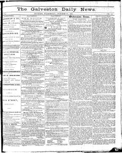 galveston-daily-news, October 25, 1865, Page 1